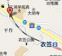 横須賀のごみならおまかせ櫻興産の地図